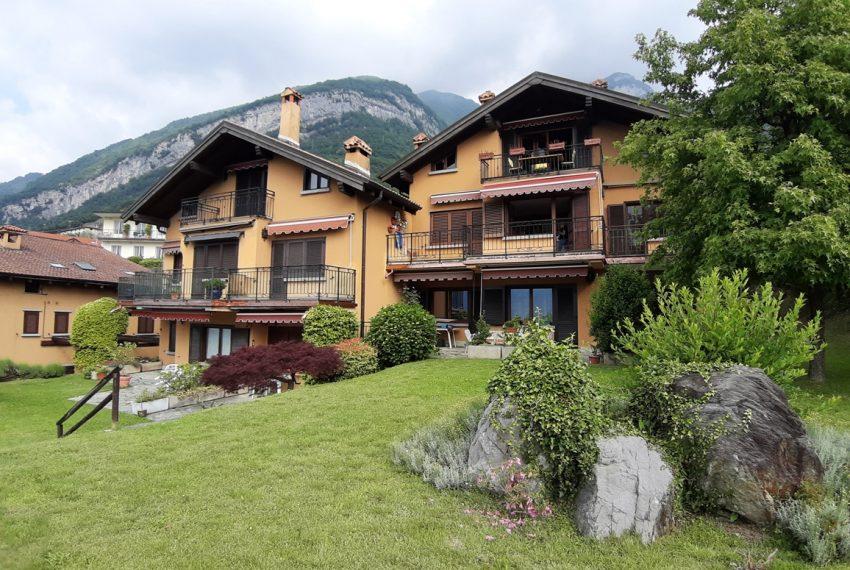 Lago Como Tremezzo monolocale in vendita con terrazzovista lago e garage (11)