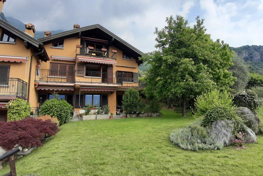 Lago Como Tremezzo monolocale in vendita con terrazzovista lago e garage (12)