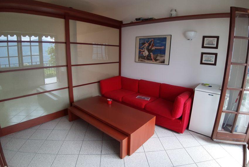 Lago Como Tremezzo monolocale in vendita con terrazzovista lago e garage (4)