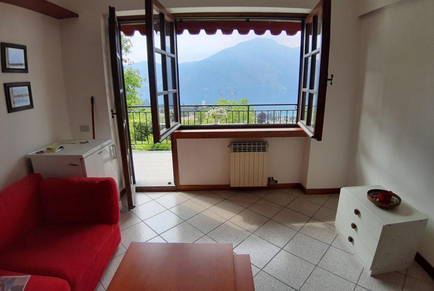 Lago Como Tremezzo monolocale in vendita con terrazzovista lago e garage (5)