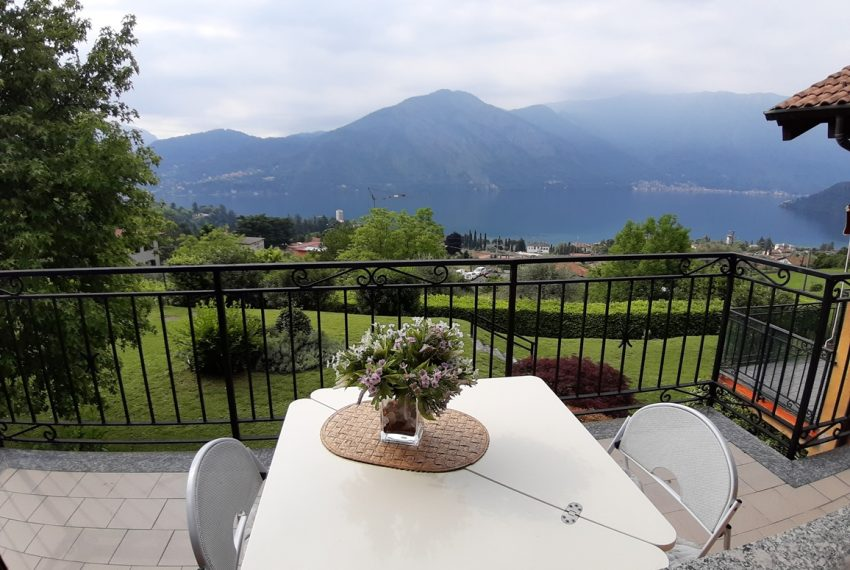 Lago Como Tremezzo monolocale in vendita con terrazzovista lago e garage (7)