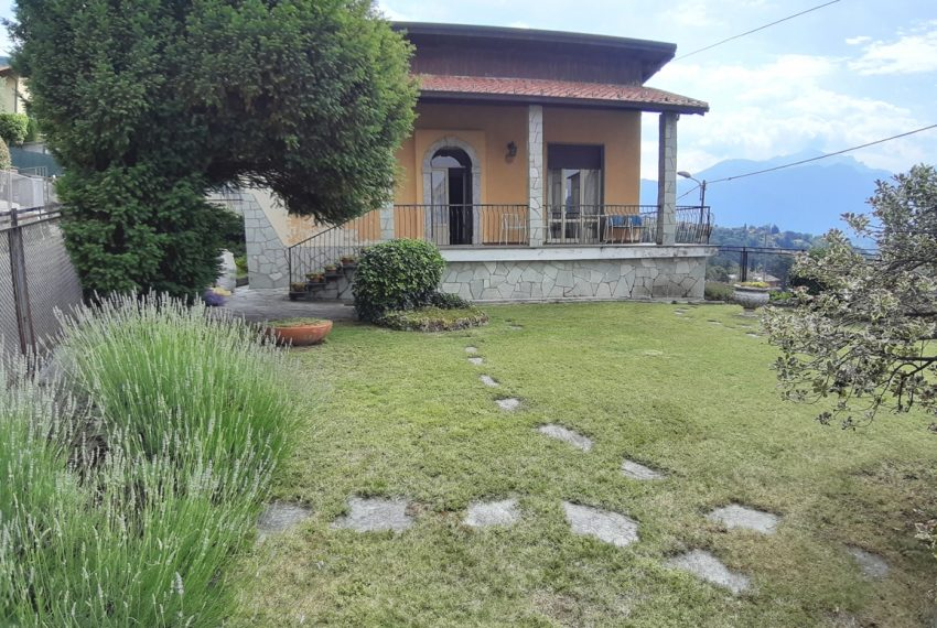 Tremezzo casa indipendente in vendita con giardino e vista lago (5)